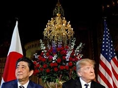 """Will Send 25 Million Mexicans To Japan"": Trump's Swipe At Shinzo Abe"