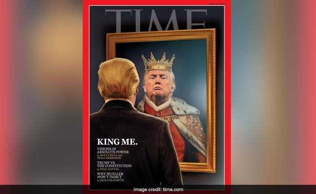 Image result for trump looking in mirror
