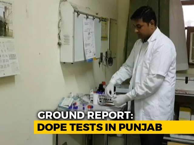 Video : 2 Spoons Of Cough Syrup Can Make You Fail The Dope Test In Punjab