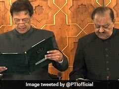 As Imran Khan Takes Oath, A New Innings Begins For Pak: 10 Updates