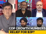 Video : GDP Growth: Big Relief For Government