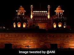 Ahead Of Independence Day, 2500 Lamps To Light Up Red Fort After Sunset