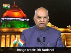 Full Text Of President Ram Nath Kovind's 72 Independence Day Address