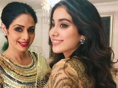 After Sridevi's Death, Janhvi Kapoor's <i>Dhadak</i> Team Had To 'Isolate Personal From Professional'