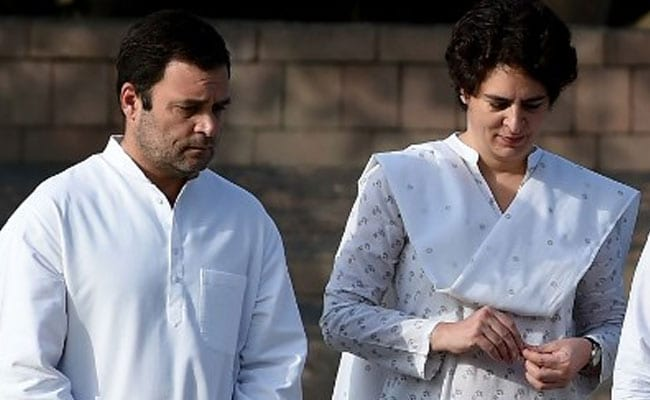 'Save Criminals': Gandhis Hit Out Over Women Safety In UP