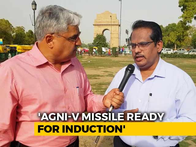 "Video : ""Nuclear Bomb Tests Possible At Short Notice"": NDTV Exclusive With DRDO Chief"