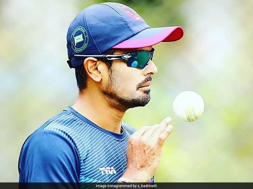 After Sachin Tendulkar And Yusuf Pathan, Subramaniam Badrinath Tests Positive For Covid-19