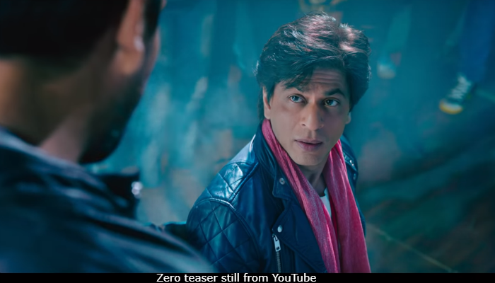 Shah Rukh Khan Has Special Plans For Zero Promotions