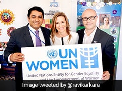 "Indian At UN Gender Equality Agency Faces Action For ""Sexual Misconduct"""