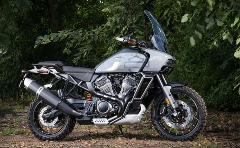The Harley Davidson Pan America 1250 Will Be The First Adventure Touring Model From H D