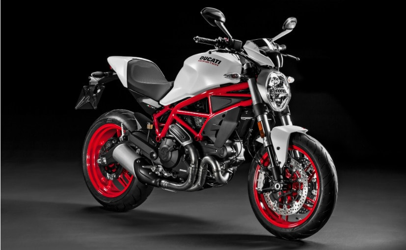 The Monster range from Ducati celebrates its 25th anniversary this year