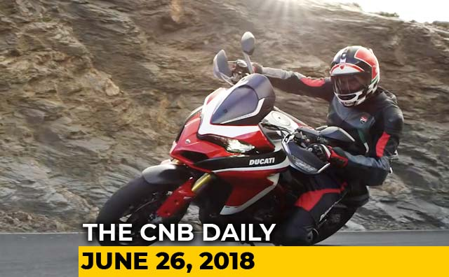 Video : Ducati Multistrada 1260 Pikes Peak, Harley-Davidson, Bentley Bentayga Pikes Peak
