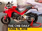 Video : Ducati Multistrada 1260, Kawasaki Ninja 1000, Jeep Compass Bedrock Edition