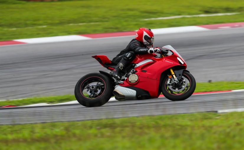 ducati panigale v4 first ride review