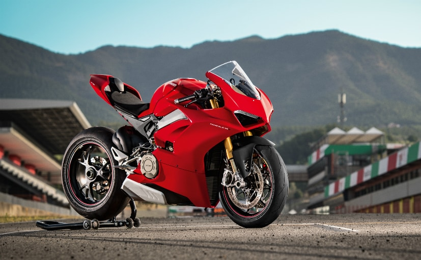 Ducati has not issued a recall for Panigale V4 models sold in India