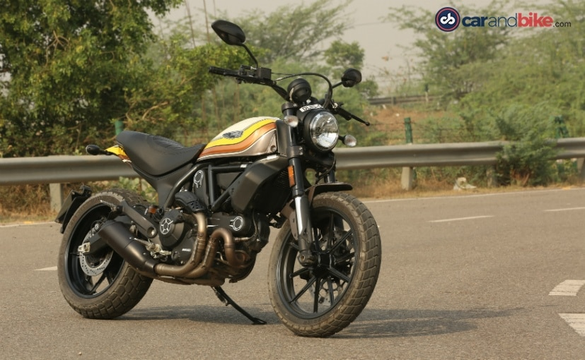 Prices of the Ducati Scrambler Mach 2.0 start at Rs. 8.56 lakh (ex-showroom)