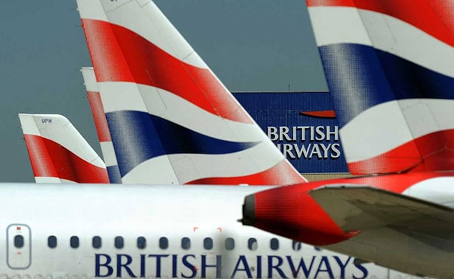 BA flight unaffected by London glitch