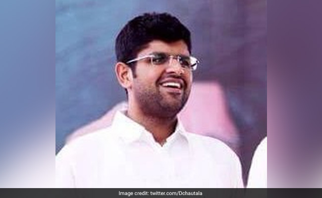 OP Chautala's Grandson Says He Does Not Accept His Suspension From Party