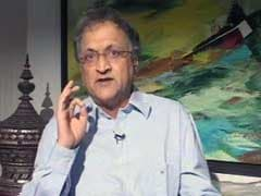 """Astonishing Rahul Gandhi Hasn't Yet Resigned"", Says Ramachandra Guha"