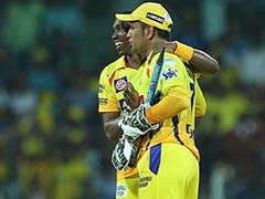 Dwayne Bravo Pays 'Dance Tribute' To MS Dhoni After Chennai Super Kings Enter Final
