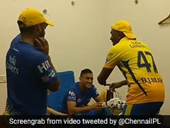IPL Playoffs, SRH Vs CSK: MS Dhoni Gets