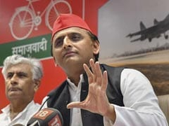 "CBI Being Used As ""Election Machine"": Akhilesh Yadav Hits Out At Centre"