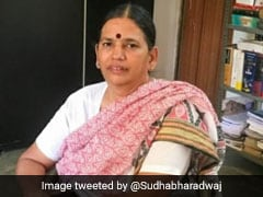 NIA Court Denies Interim Bail To Sudha Bhardwaj Accused In Bhima-Koregaon Case