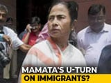 Video : When Mamata Banerjee Flung Papers In Lok Sabha Against Illegal Immigrants