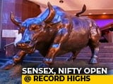 Video: Markets At Fresh Peaks Ahead Of RBI Policy Outcome; IOC Rises Nearly 2%