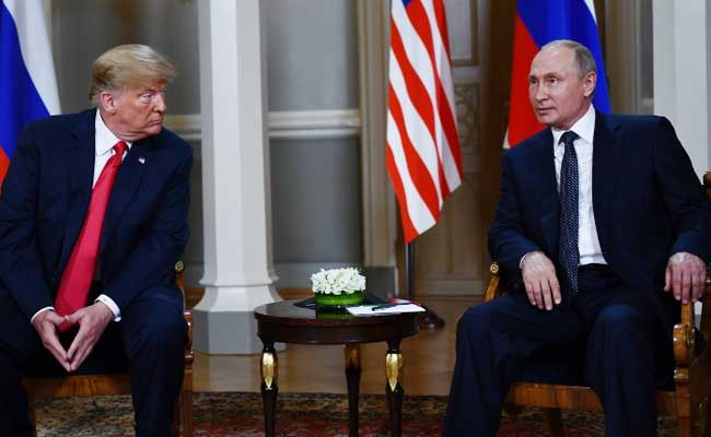 Putin: Trump 'paid particular attention' to Israel's security at summit
