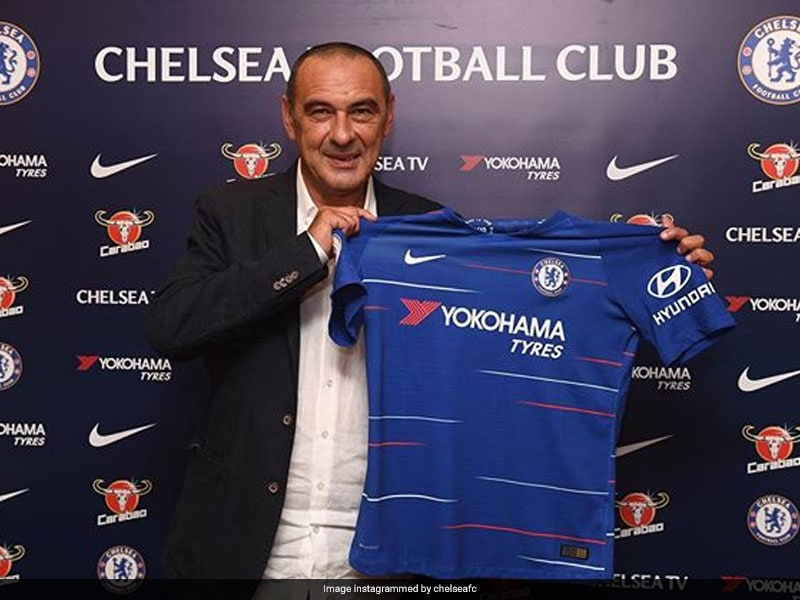 104ae2eed Maurizio Sarri  The Ex-Banker Hoping To Light Up Chelsea Dugout ...