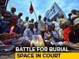 Video : As Thousands Mourn Karunanidhi, Court Hearing On Burial Site