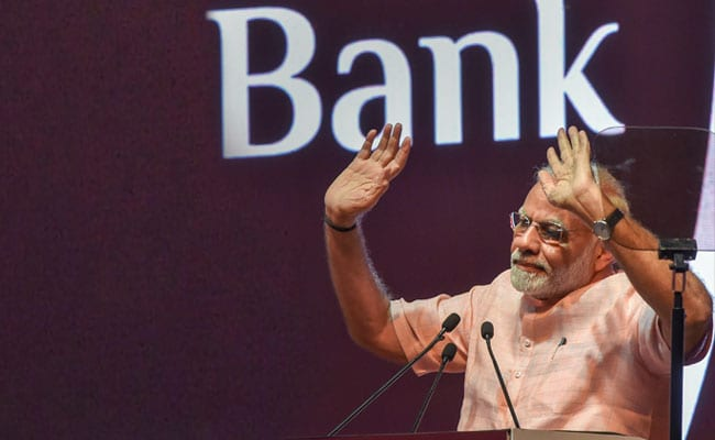Congress' 'Phone-A-Loan' Scam Caused Bad Debt Problem, Says PM Modi