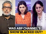 Video : 2 ABP Journalists Resign Overnight: Pressure On Media Real Or Hyped?