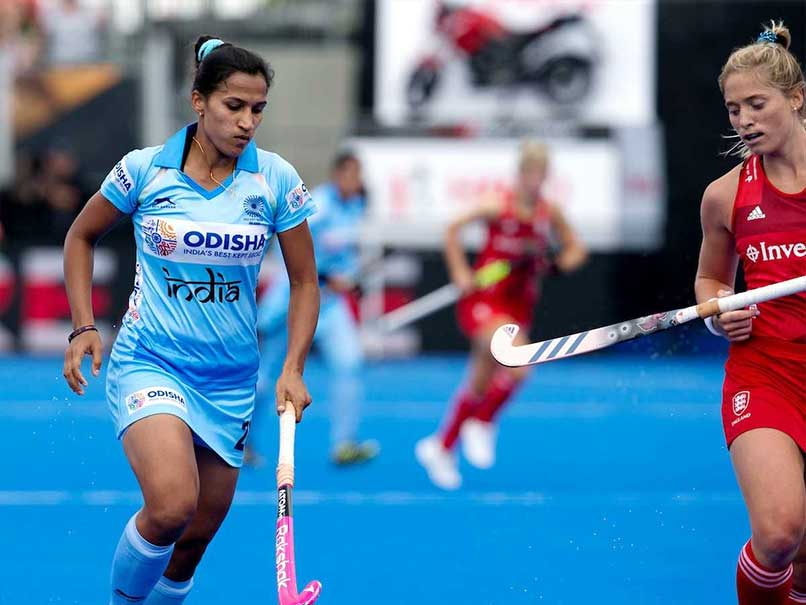 Hockey Womens World Cup: Confident India Face Ireland In Their Second Pool B Match