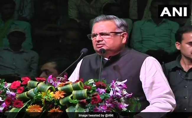 छत्तीसगढ़ के मंत्री ने कहा - CM रमन सिंह के पास 'इच्छामृत्यु' का वरदान है, कांग्रेस ने यूं ली चुटकी
