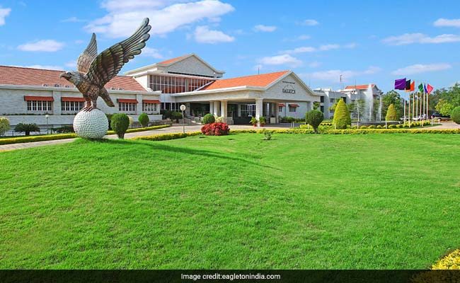 Back To Bengaluru Resort For The Congress. This Time, For Karnataka MLAs