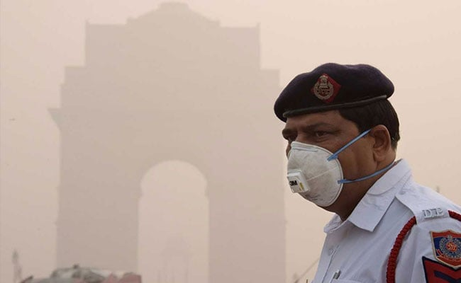 Over 1 Lakh Children Under Five Died Due To Toxic Air In 2016: WHO Study