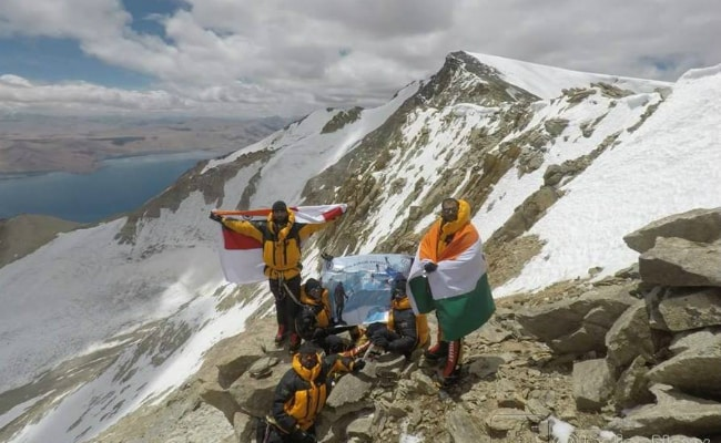 Week Long Trek, 800-Metre Vertical Climb: Journey Of Eastern Naval Command Team In Leh