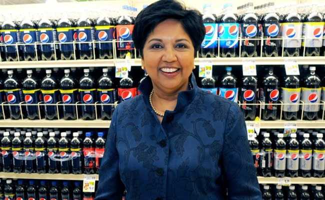 Pepsi CEO Indra Nooyi is stepping down