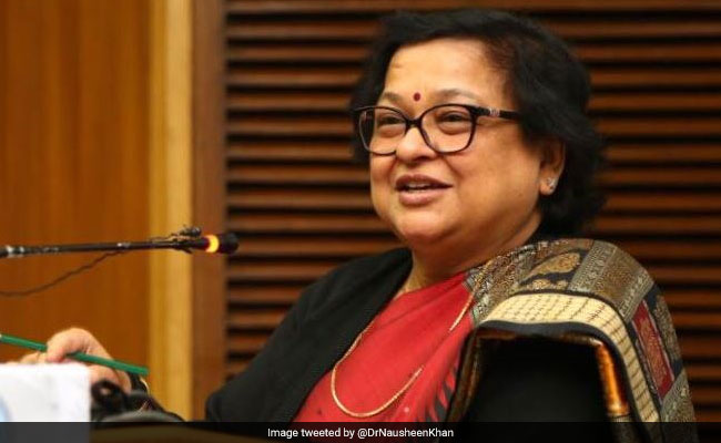'Glass Ceiling Not Broken By Attaining A Position': Justice Gita Mittal