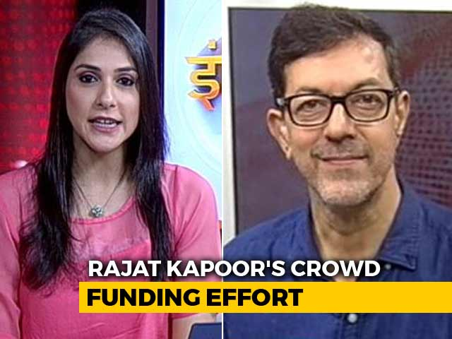 Video : Rajat Kapoor Asks Audiences To Help Fund His Next Film