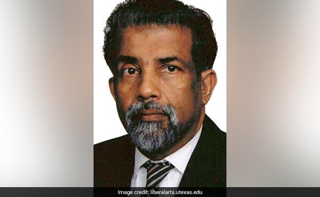 Renowned Physicist EC George Sudarshan Dies At 86
