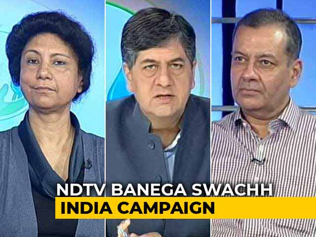 Video : NDTV Banega Swachh India Agenda For A Clean Country