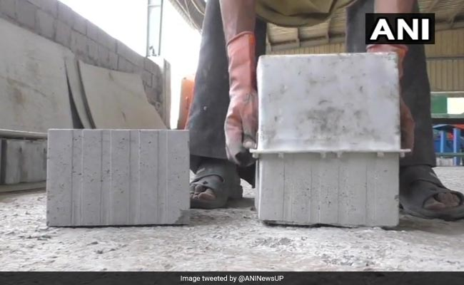 These 'Eco-Friendly' Bricks Are Made From Garbage