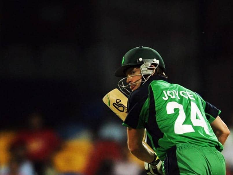 Irelands Ed Joyce Retires From All Forms Of Cricket