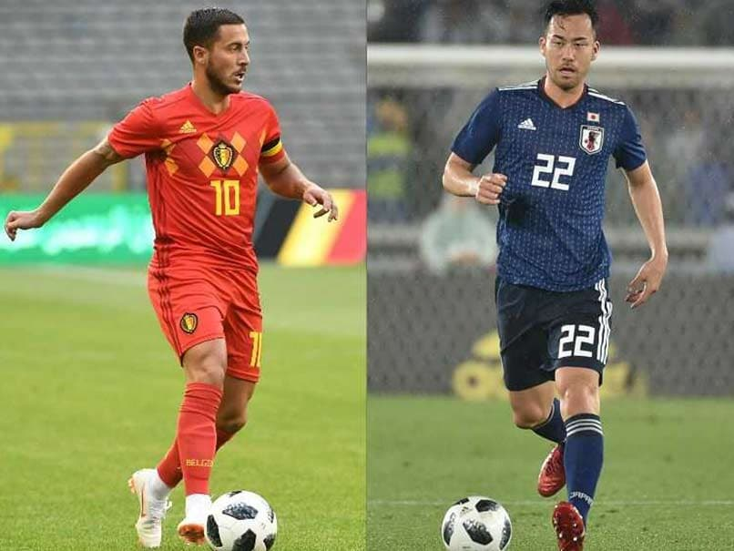 World Cup 2018, Belgium vs Japan Round Of 16: When And Where To Watch, Live Coverage On TV, Live Streaming Online