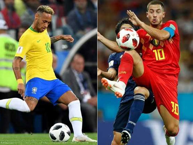 World Cup 2018, Brazil vs Belgium, Quarter-Final: When And Where To Watch, Live Coverage On TV, Live Streaming Online