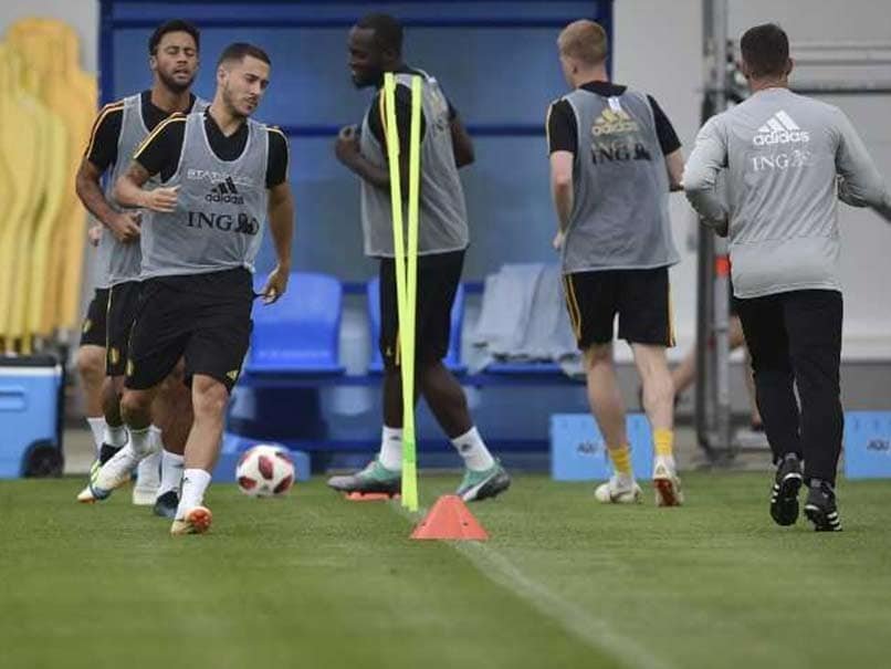 Belgium's time to shine at World Cup, says Hazard