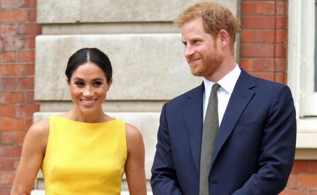 Meghan Markle, Prince Harry Take A Secret Trip To Toronto